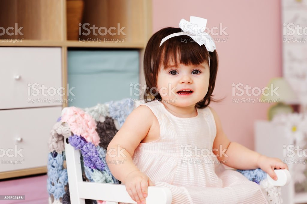 Cute modern baby girl images