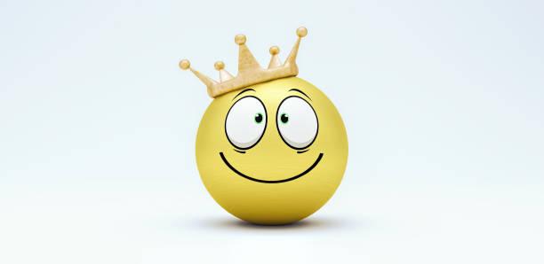 Cute happy smiley with crown 3d render picture id1125694421?b=1&k=6&m=1125694421&s=612x612&w=0&h=98awe5tp3cprxwex5vcrduqggmznxzlqyeermto0apo=