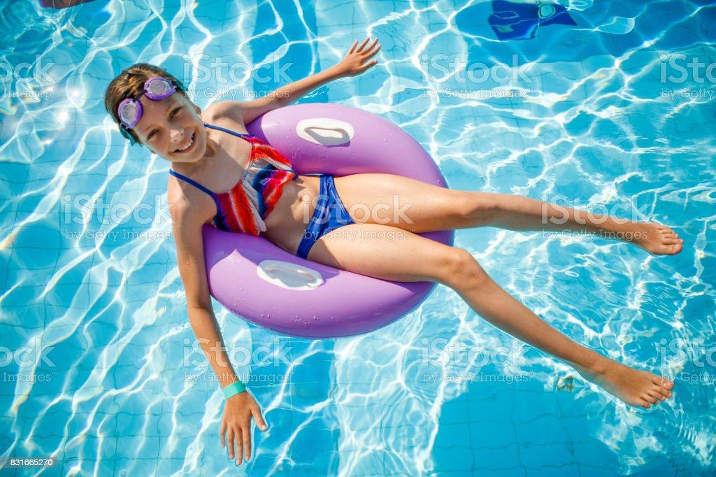 Schwimmbad Girls