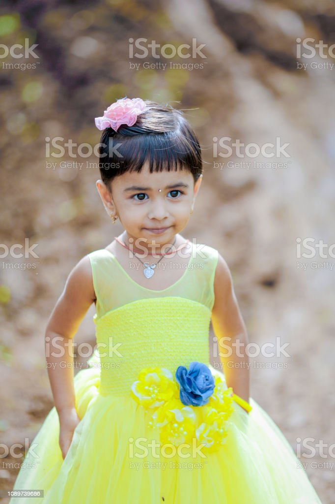 Cute Indian Baby Girl Stock Photo Download Image Now Istock