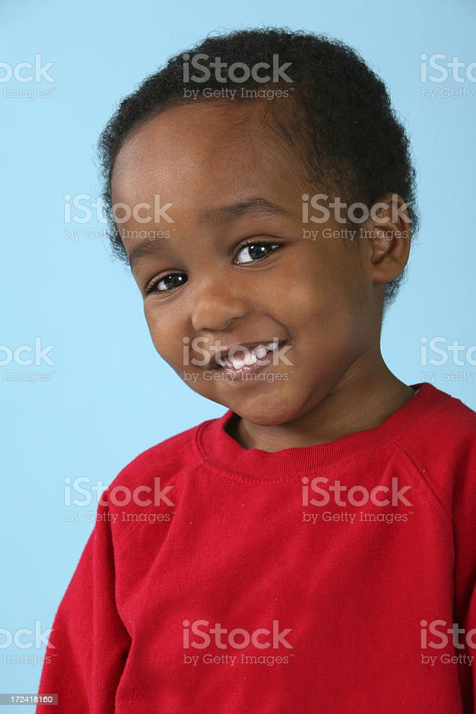 Cute Kid royalty-free stock photo