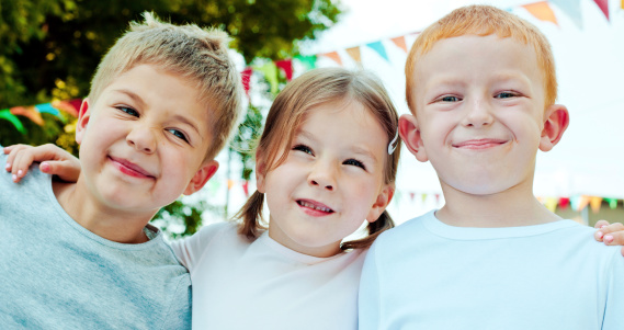 Cute Kids Stock Photo - Download Image Now