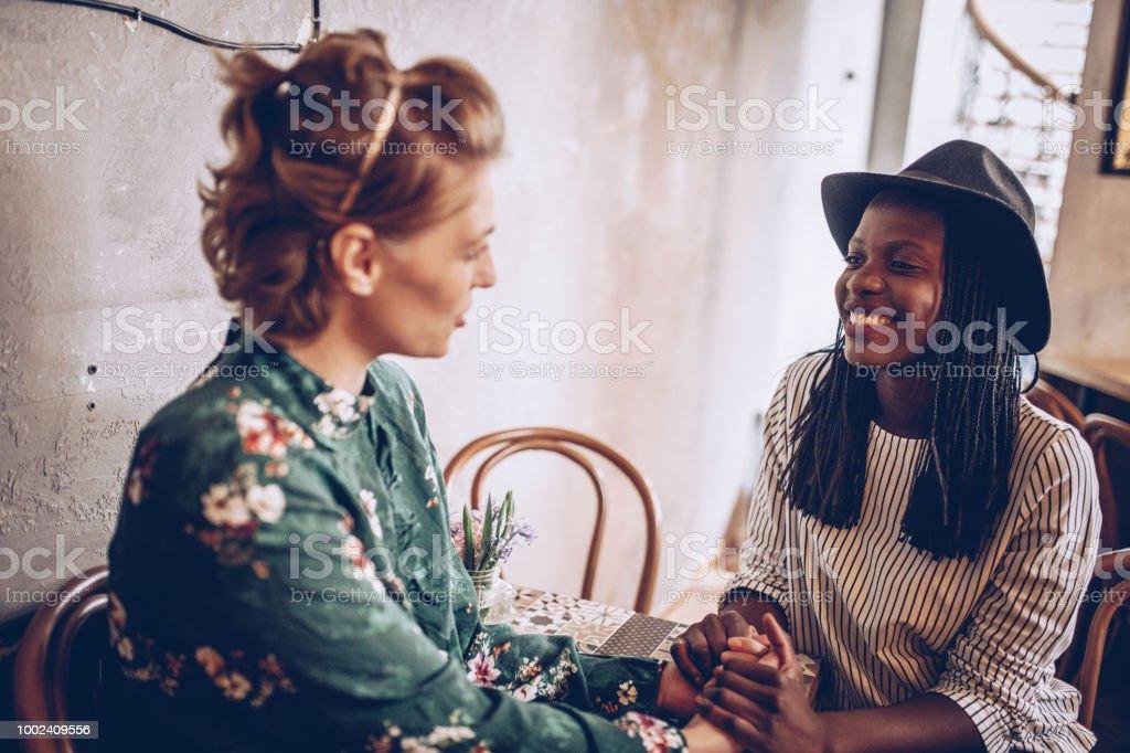 afrikanische Lesben