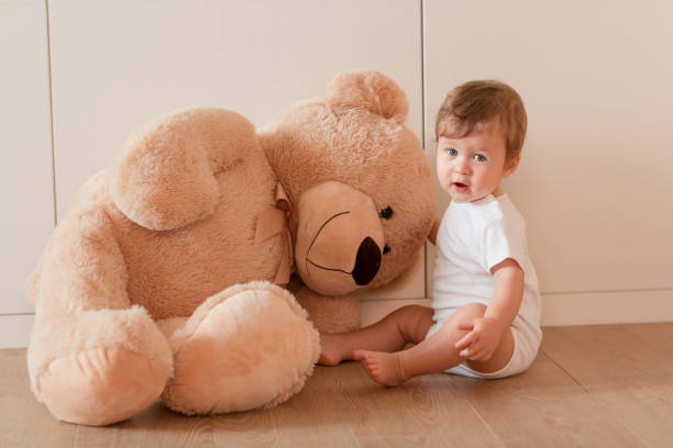Hay Hay Chicken Stuffed Animal, 107 Background Of Big Fluffy Teddy Bear Stock Photos Pictures Royalty Free Images Istock