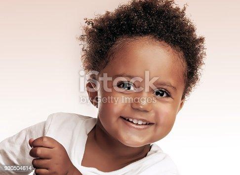 istock Cute little boy 930504614