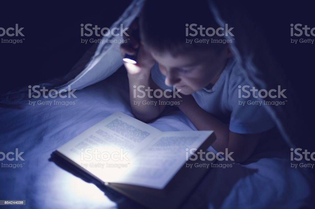 Child, Reading, Book, Boys, Human Face