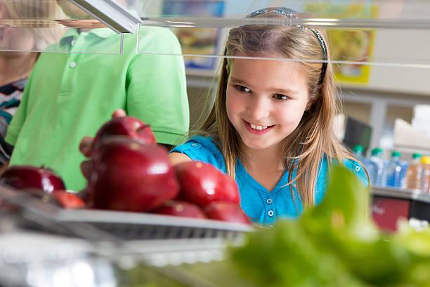 Cute little girl taking apple in school lunch line picture id175217361?b=1&k=6&m=175217361&s=612x612&w=0&h=kkkply0pi8cx rxlrvntdb2ilyj3jyarlojsq2jim34=