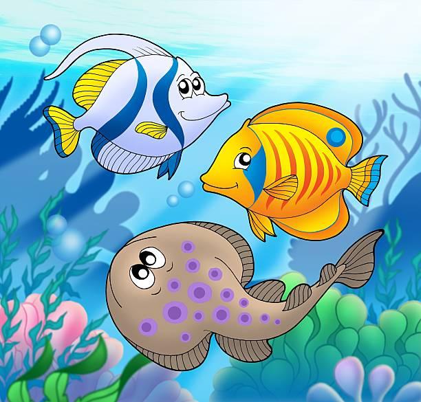 Fisch Comic