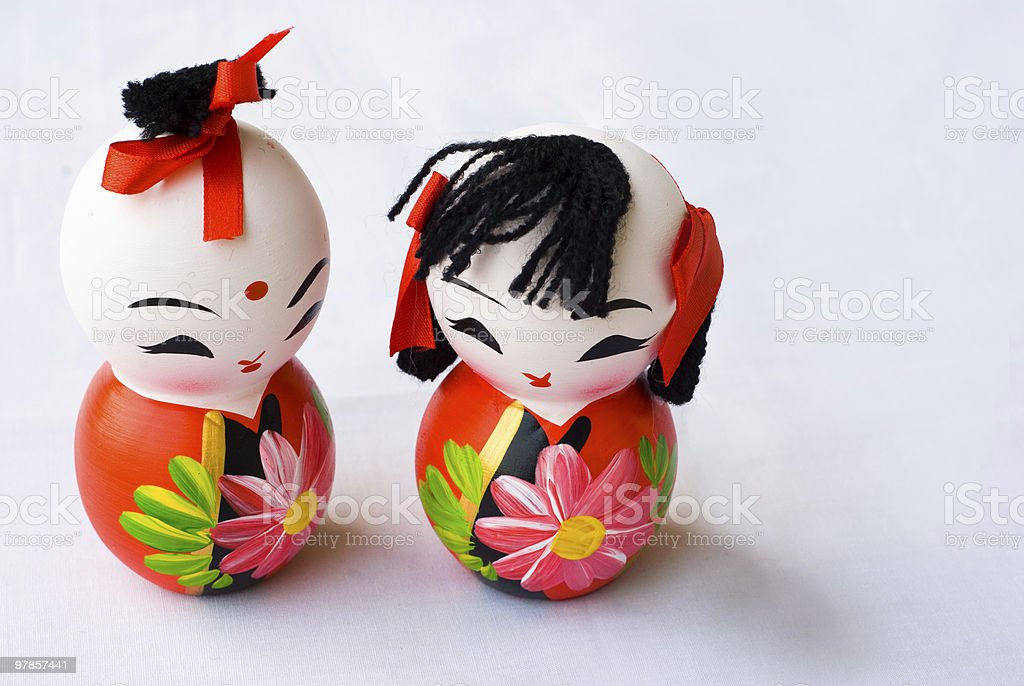 cute moppets stock photo