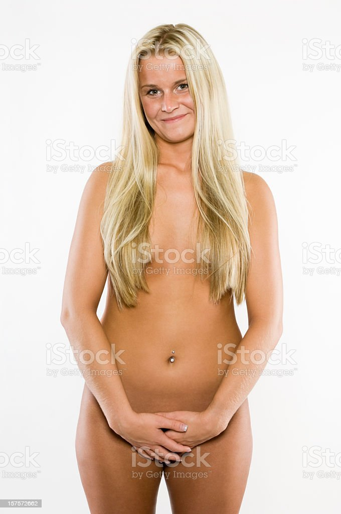 Cute Naked Young Woman Stock Photo  More Pictures Of 18 -3103
