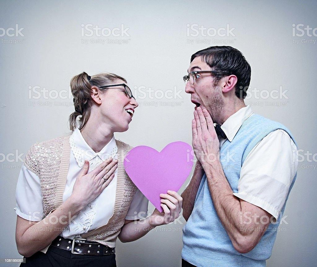 dating en nerdete mann datingside San Francisco