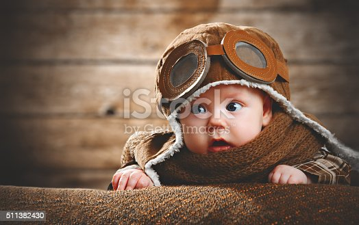 istock cute pilot aviator baby newborn 511382430