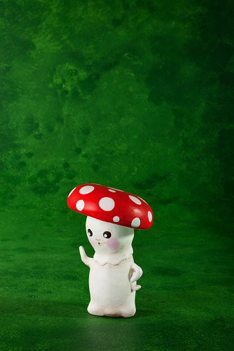 cute puppet
