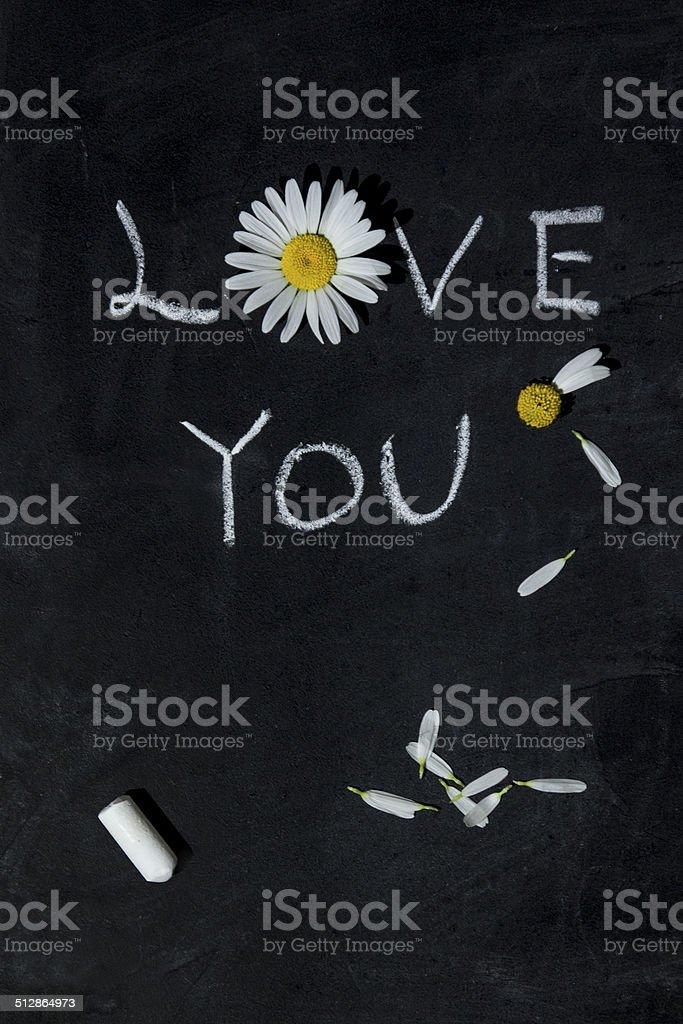Photo Libre De Droit De Jolie Et Message Damour Romantique