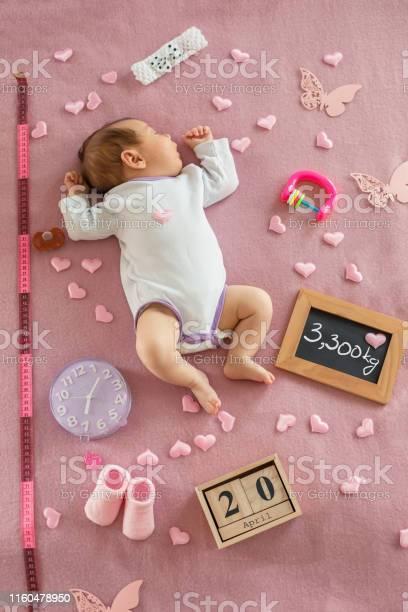 Cute sleeping newborn baby girl picture id1160478950?b=1&k=6&m=1160478950&s=612x612&h=97geu n3g nqitayvonhluyham70wyz9iyruozl47zg=