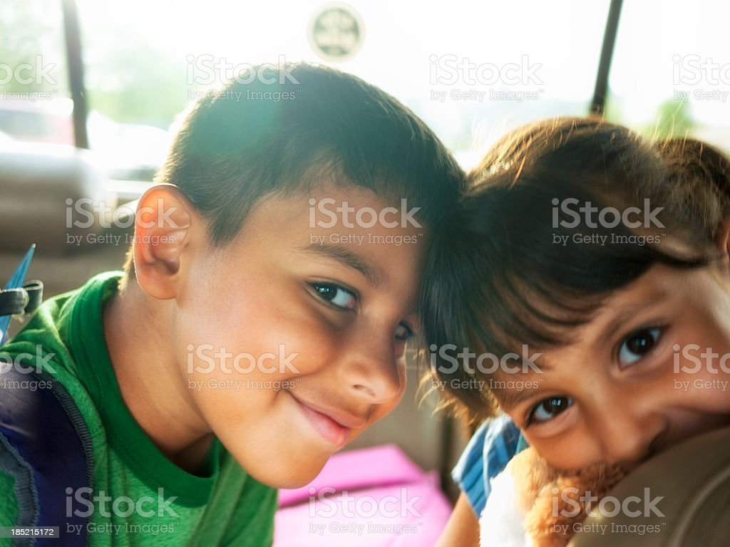 cute smiles royalty-free stock photo