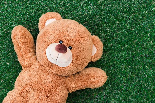 cute teddy bear - teddy bear stock photos and pictures