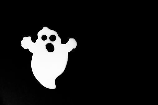 Ghost Background Halloween