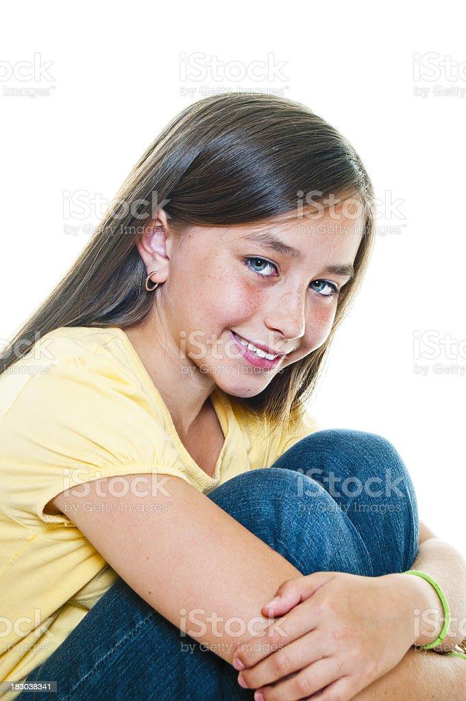 Hübsche Junge Mädchen Stock Fotografie Und Mehr Bilder Von 10 11