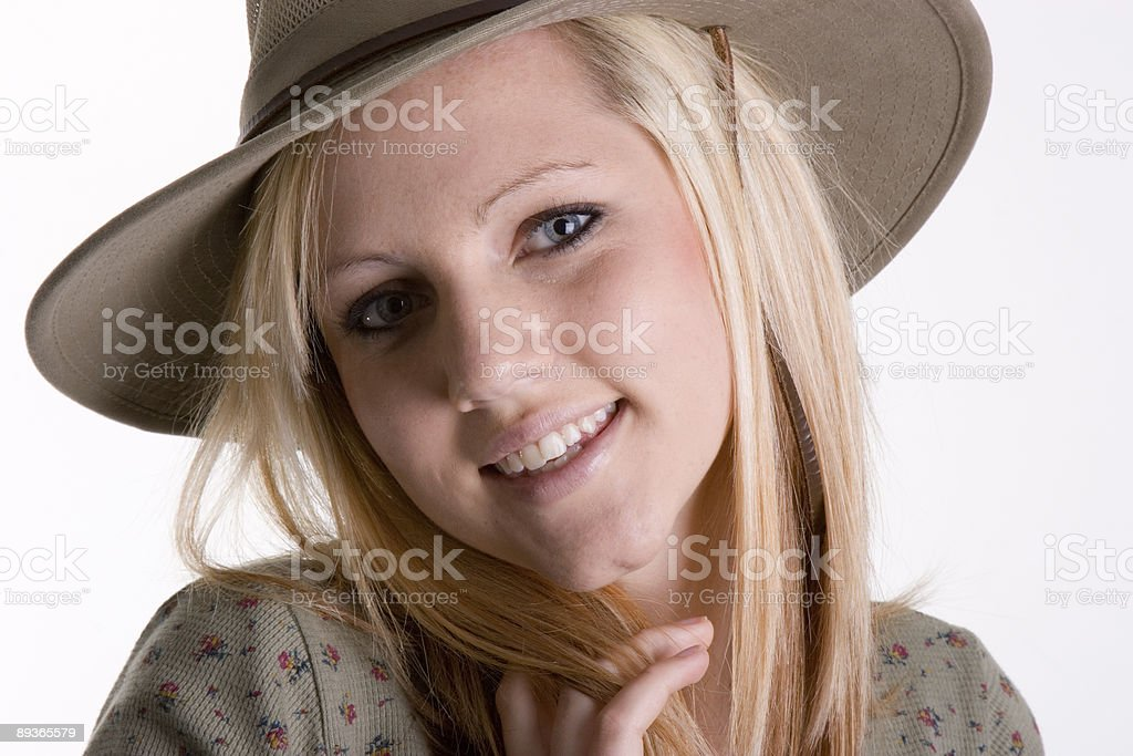 cute young model number 2 royalty free stockfoto