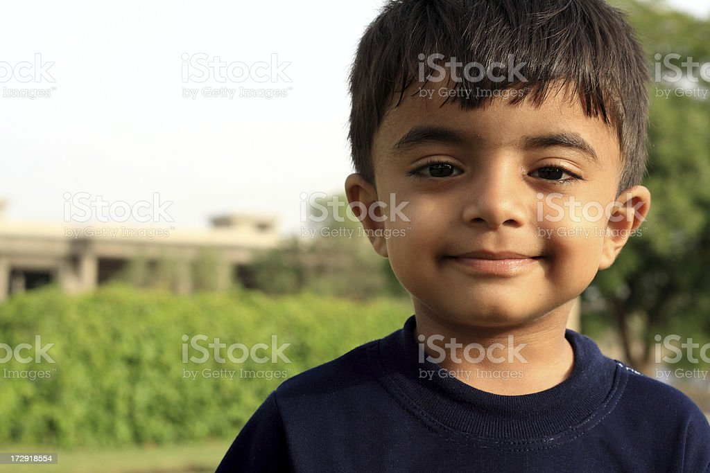 Cutest Smile royalty-free stock photo