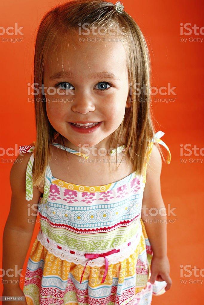 Cutie royalty-free stock photo