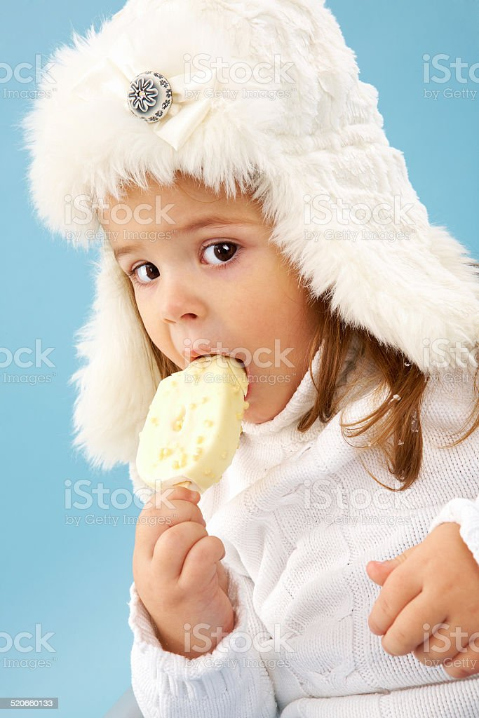Cutie stock photo