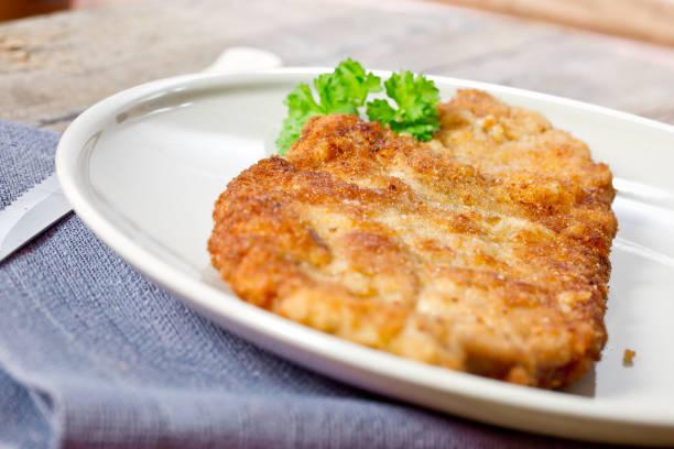 schnitzel – Foto
