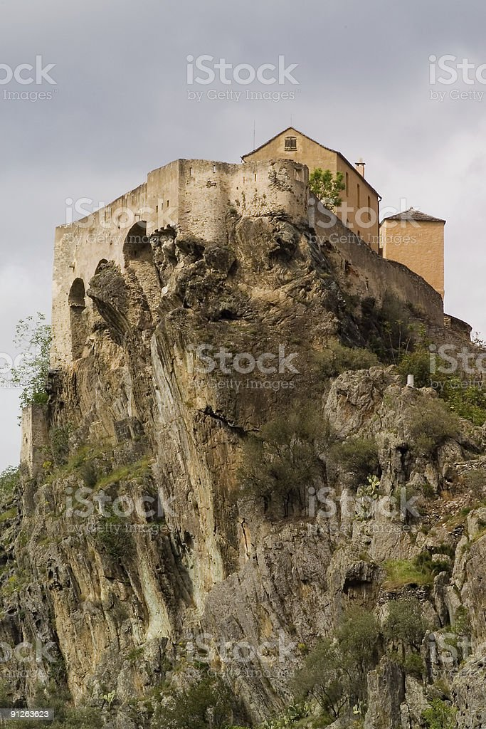 Cotre towers royalty-free stock photo