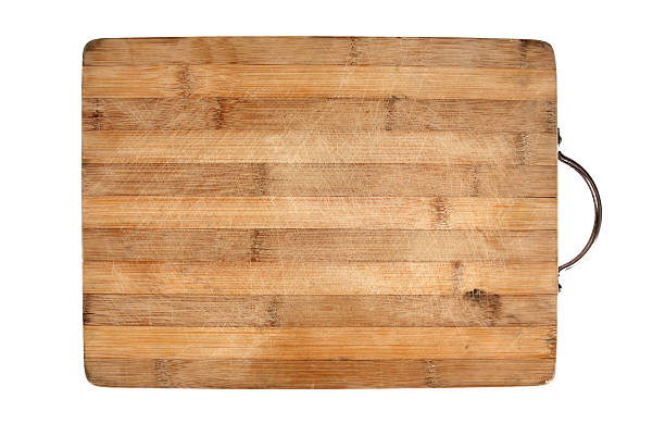 cutting board +clipping path (click for more) - portion bildbanksfoton och bilder