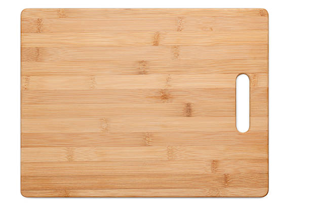 Cutting Board Isolated
