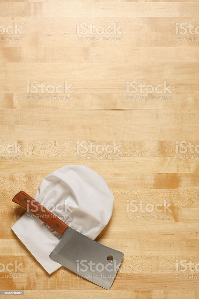 Cutting Board royalty-free stock photo