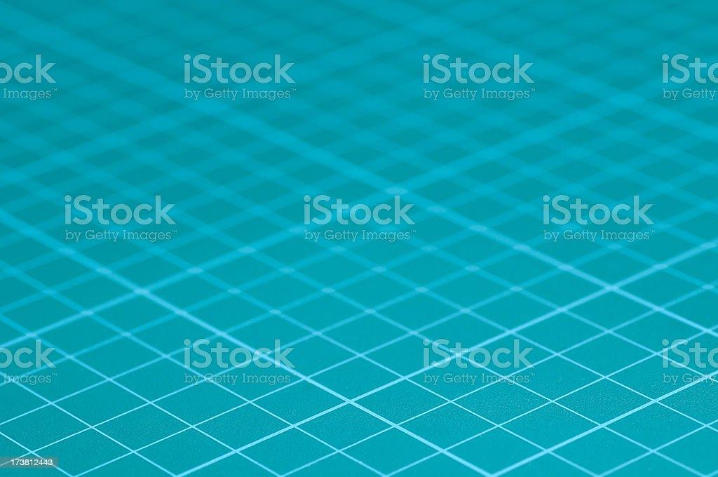 Cutting mat royalty-free stock photo