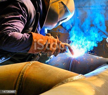 Cutting metal with mig welder