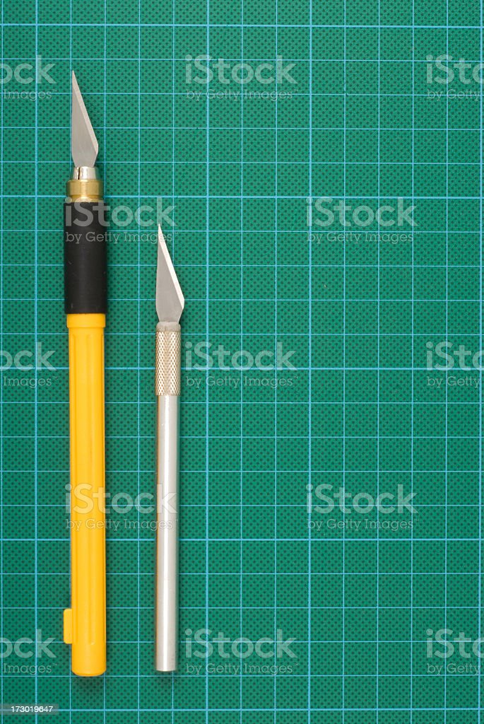 Cutting Utensils stock photo