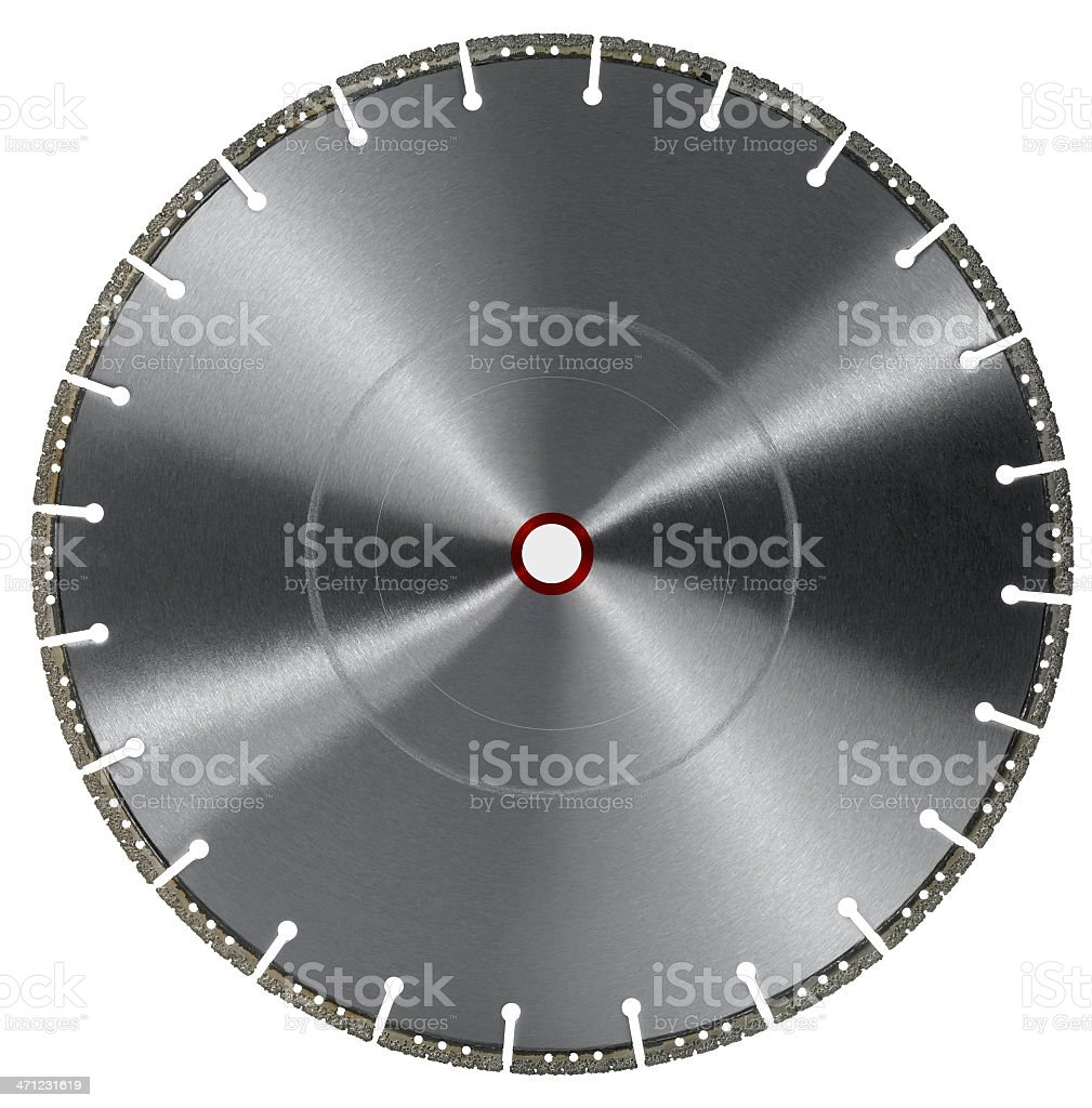 cutting wheel stock photo