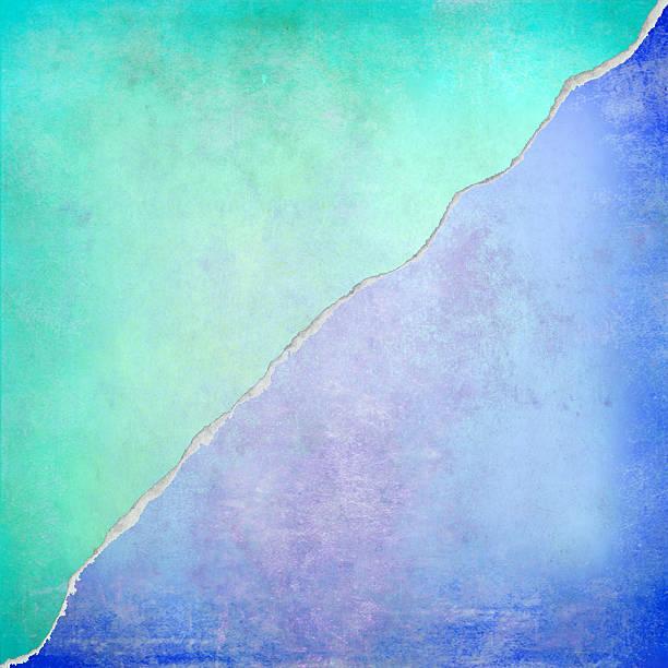Ciano, e o azul pastel fundo - foto de acervo