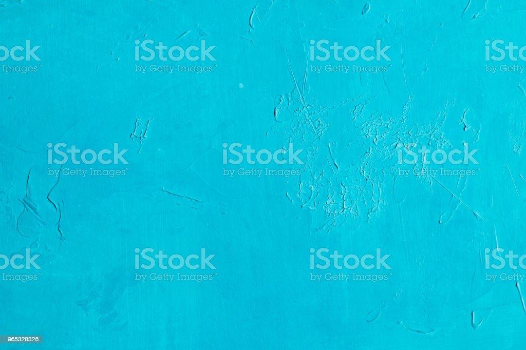 cyan scratch background distress blue plaster royalty-free stock photo