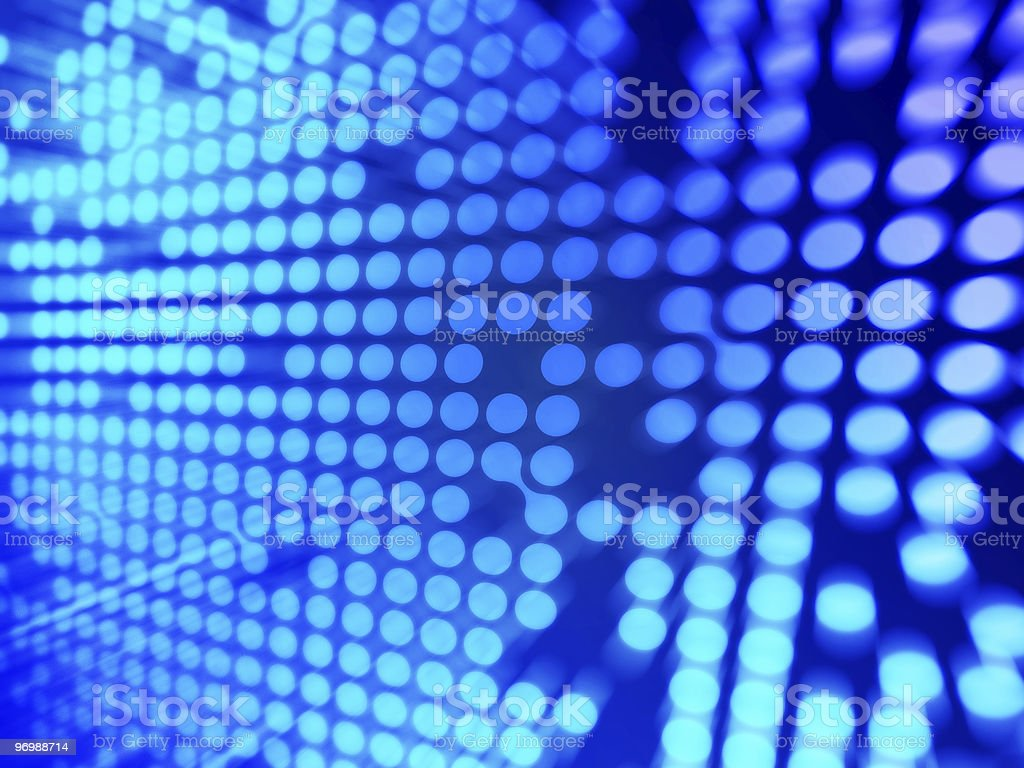 Cyber 07 royalty-free stock photo
