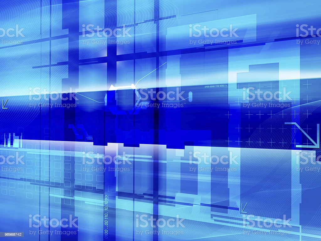Cyber 08 royalty-free stock photo