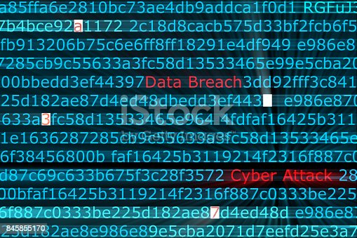 istock Cyber Attack Hacking Computer 845855170
