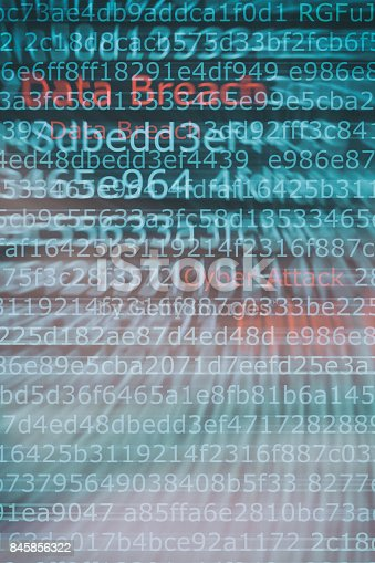 istock Cyber Attack Hacking Computer 845856322