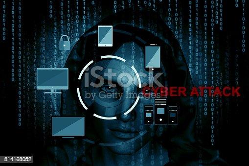 istock Cyber Attack 814168052