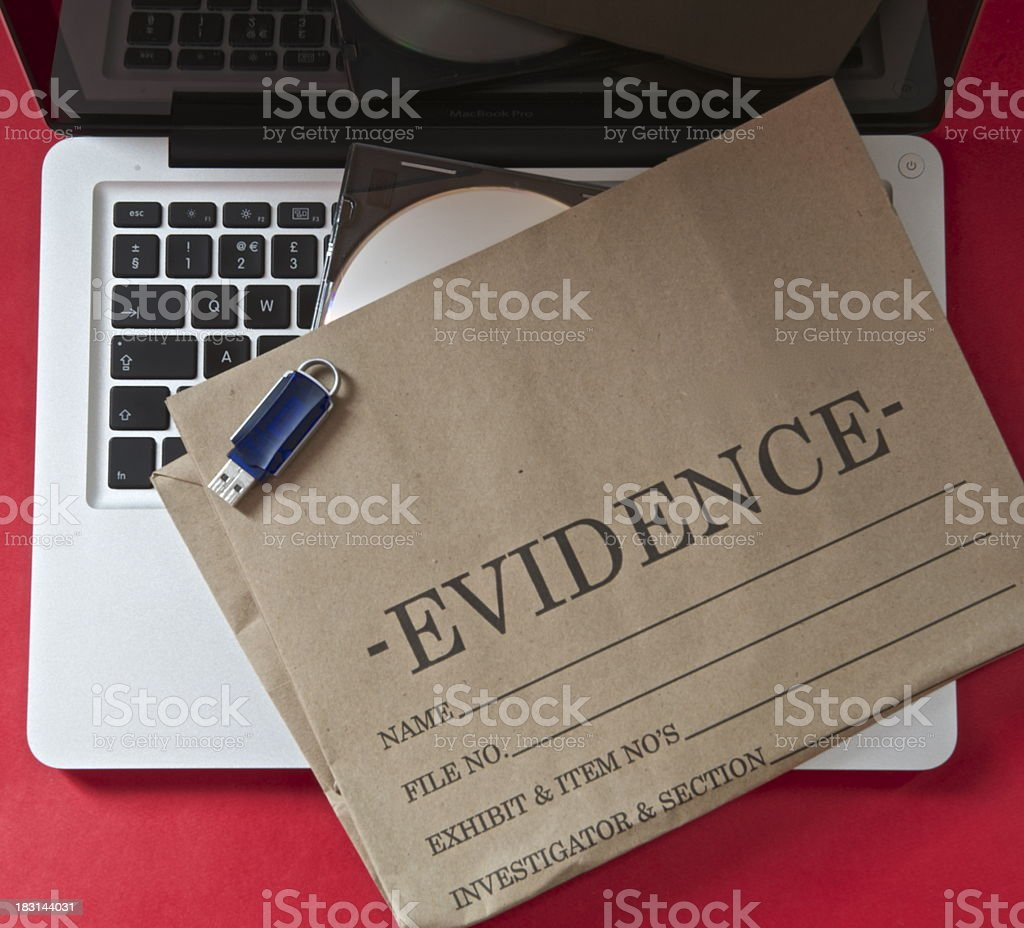 cyber crime stock photo
