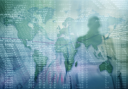 Cyber Crime Stock Photo - Download Image Now