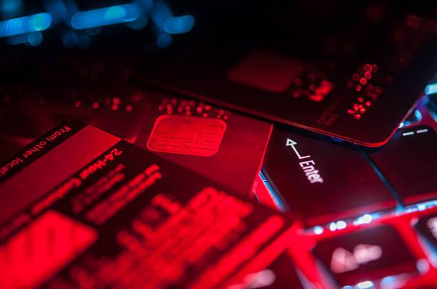 cyber 犯罪 - id盗難 ストックフォトと画像