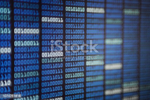 istock cyber data connection and security information transfer concept. 1074251816