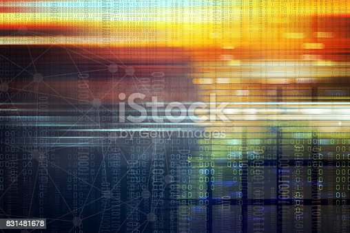 istock Cyber Internet Abstract Background 831481678