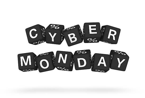 cyber monday design-element - sprüche kalender stock-fotos und bilder