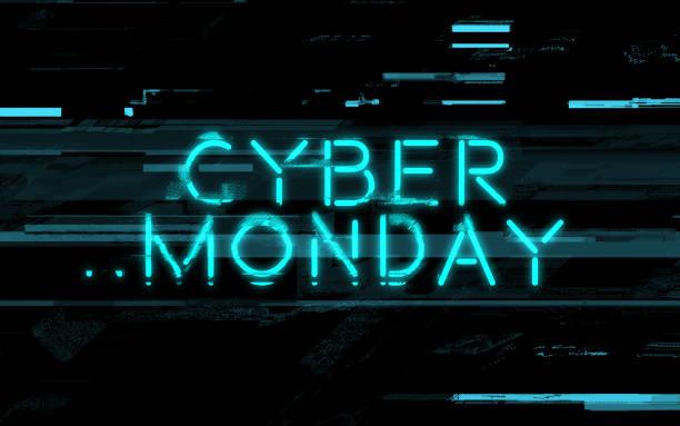 киберпонедельник - cyber monday стоковые фото и изображения